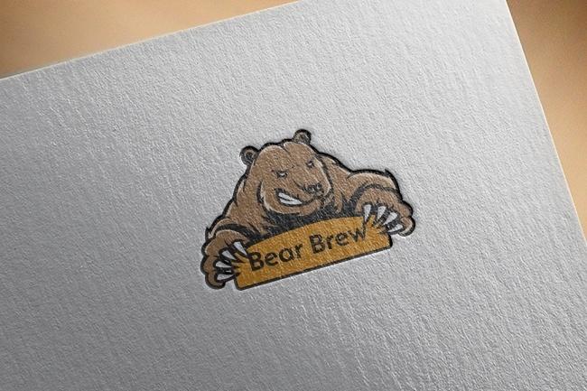 Профессиональная разработка логотипов и визуализация логотипов 44 - kwork.ru
