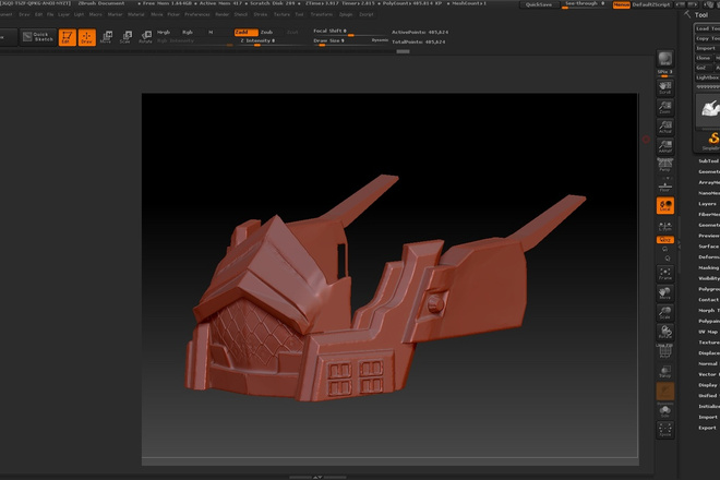 Сделаю 3D Модели на заказ 54 - kwork.ru