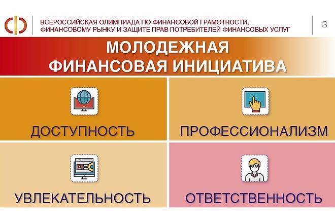 Презентация. Оформление и дизайн 1 - kwork.ru