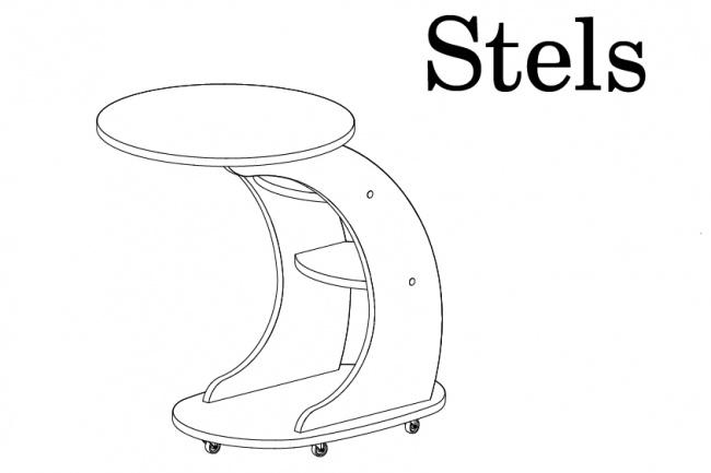 Схема, инструкция сборки мебели 29 - kwork.ru