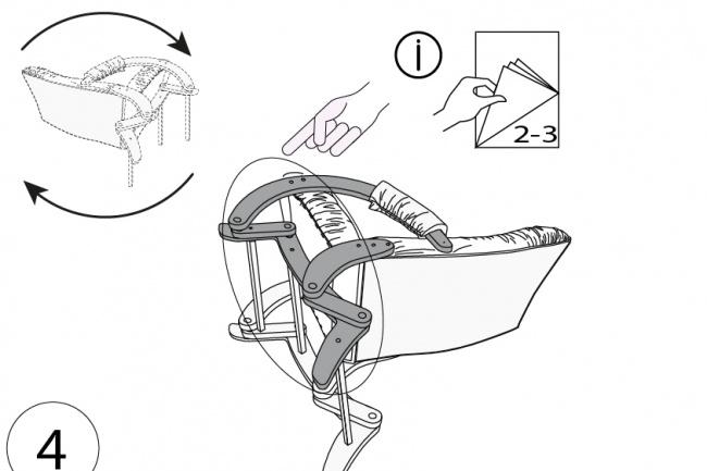 Схема, инструкция сборки мебели 35 - kwork.ru