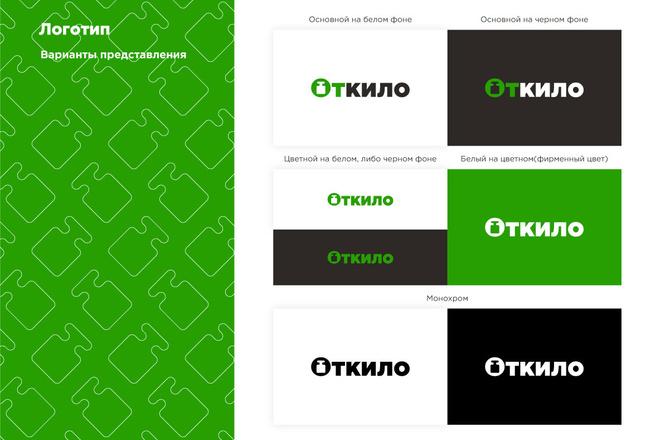 Ваш новый логотип. Неограниченные правки. Исходники в подарок 41 - kwork.ru
