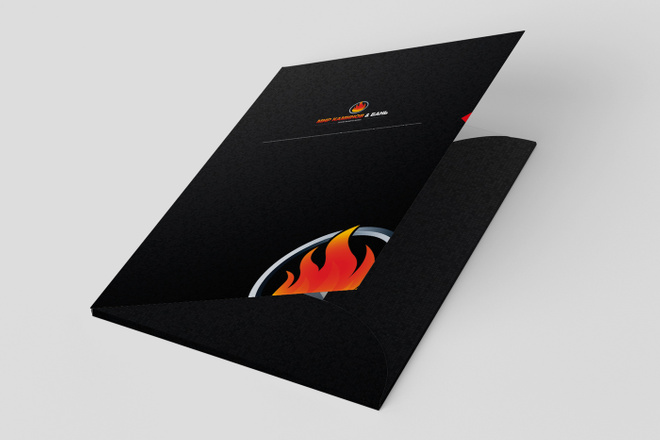 Создам фирменный стиль бланка 88 - kwork.ru