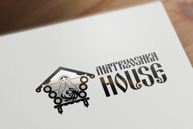 Сделаю логотип в трех вариантах 1 - kwork.ru