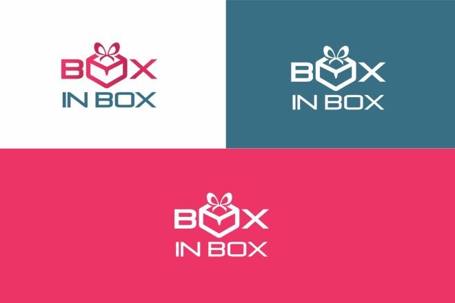 Разработаю логотип + подарок 99 - kwork.ru