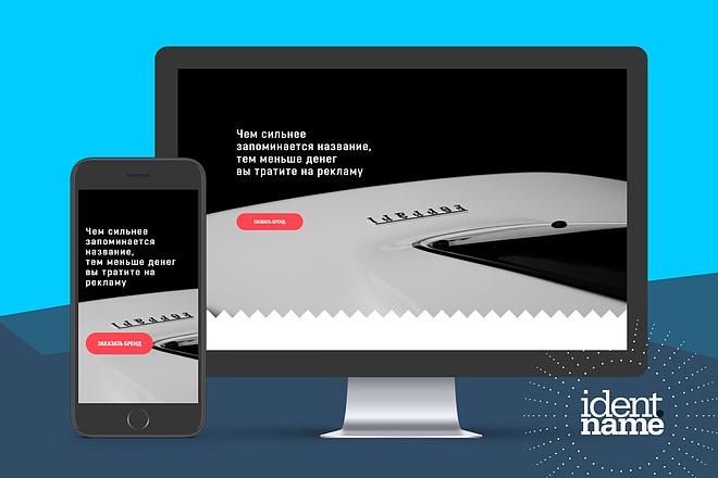 8 разделов лендинга - готовый сайт на Tilda. Быстрый запуск от 1 дня 3 - kwork.ru