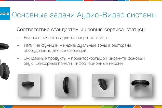 Красиво, стильно и оригинально оформлю презентацию 103 - kwork.ru