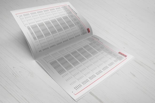 Разработка полиграфического издания 51 - kwork.ru