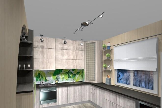 Проектирование корпусной мебели 27 - kwork.ru