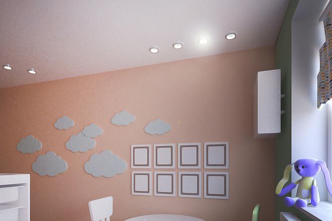 Дизайн интерьера 14 - kwork.ru