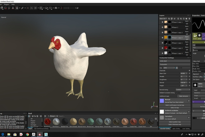 Сделаю 3D Модели на заказ 53 - kwork.ru