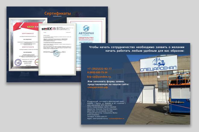 Сделаю презентацию в MS PowerPoint 71 - kwork.ru