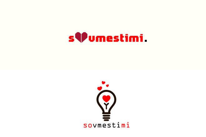 Создам 2 варианта логотипа + исходник 43 - kwork.ru