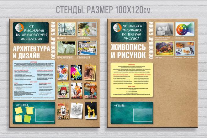 Дизайн наружной рекламы 39 - kwork.ru