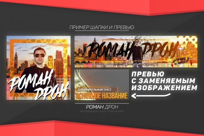 Полностью оформлю Ваш YouTube канал 3 - kwork.ru