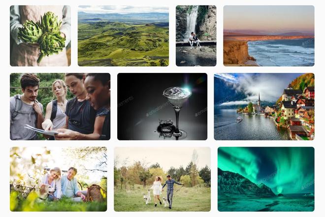 15.500 высококачественных изображений + Бонусы 2 - kwork.ru
