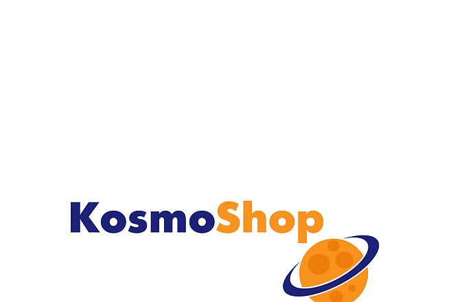 Разработка логотипа в векторе по вашему эскизу 3 - kwork.ru