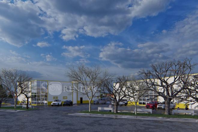 3D Визуализация коммерческих и административных зданий 2 - kwork.ru