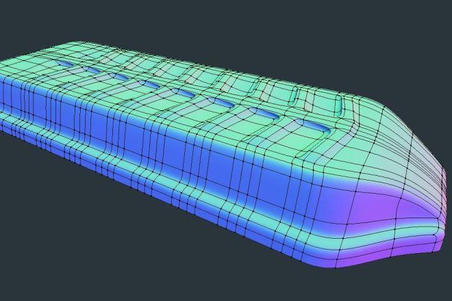 Blender l 3Д моделирование 36 - kwork.ru