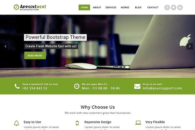 Сайт на Wordpress 14 - kwork.ru