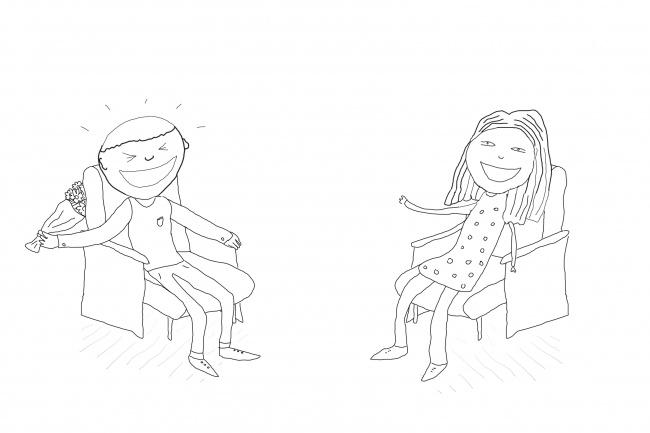 Быстро нарисую веселые иллюстрации 41 - kwork.ru