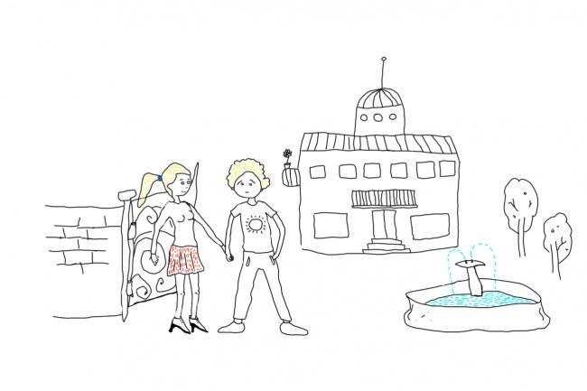 Быстро нарисую веселые иллюстрации 72 - kwork.ru