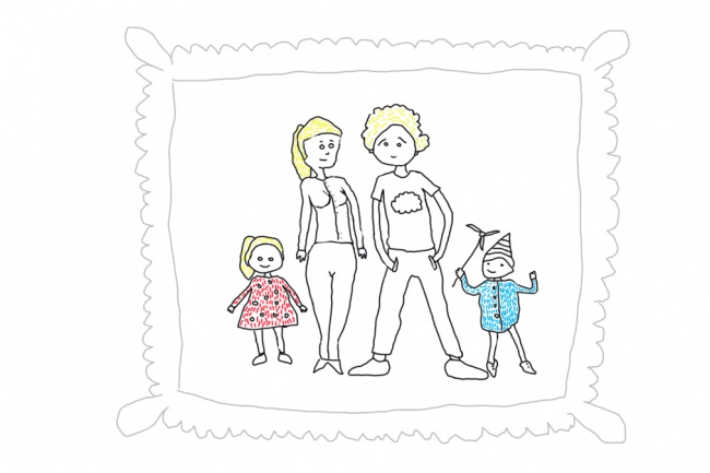 Быстро нарисую веселые иллюстрации 71 - kwork.ru