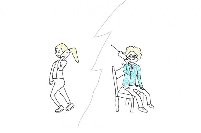 Быстро нарисую веселые иллюстрации 70 - kwork.ru
