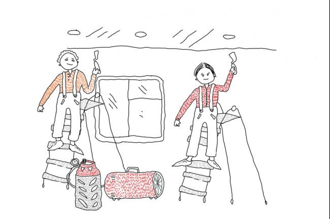 Быстро нарисую веселые иллюстрации 68 - kwork.ru