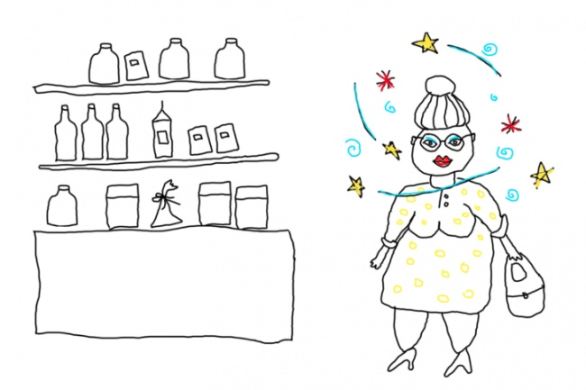 Быстро нарисую веселые иллюстрации 61 - kwork.ru