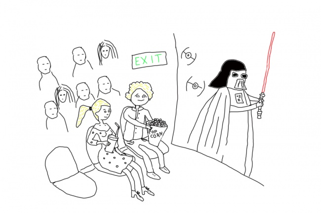 Быстро нарисую веселые иллюстрации 78 - kwork.ru