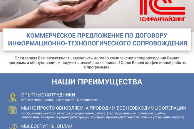 Создам дизайн коммерческого предложения 21 - kwork.ru
