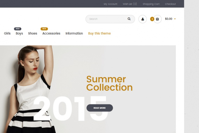 Создам интернет-магазин на движке Opencart, Ocstore 19 - kwork.ru
