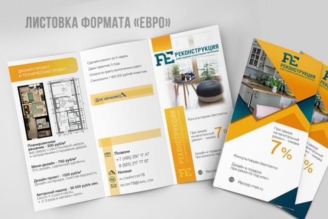 Разработаю дизайн рекламного постера, афиши, плаката 68 - kwork.ru