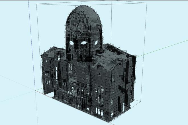 Моделирование и визуализация зданий 31 - kwork.ru