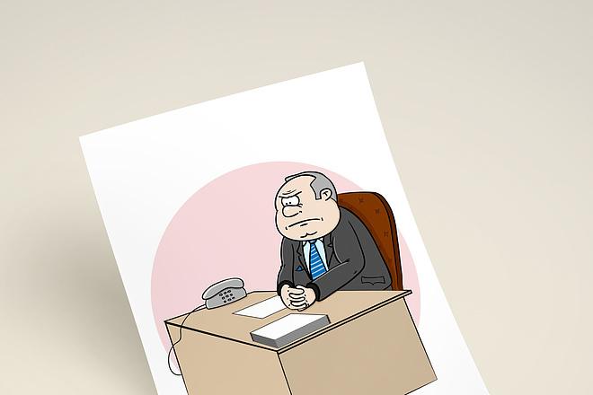Нарисую для Вас иллюстрации в жанре карикатуры 197 - kwork.ru