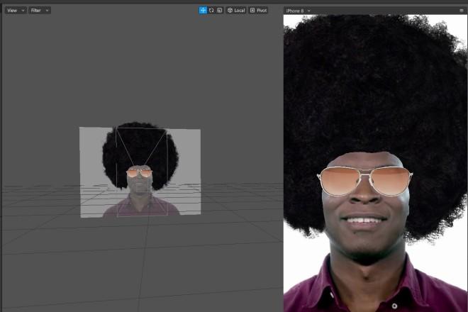 Маски для Инстаграм Эксклюзивные 3Д эффекты Instagram 3D FaceBook VK 5 - kwork.ru