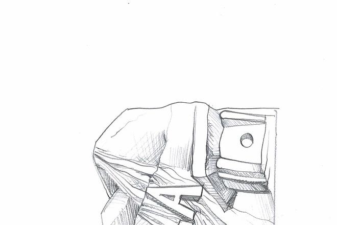 Нарисую рисунок или эскиз в ручной технике красиво и быстро 7 - kwork.ru