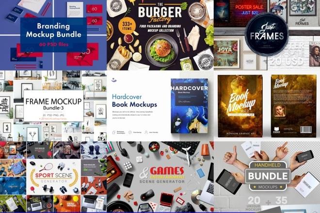 Подборка 3000GB для графического дизайнера 2 - kwork.ru
