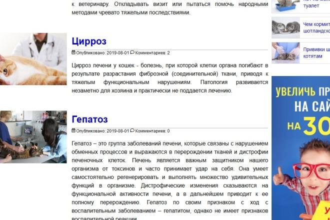 Решу проблемы сайте с HTML и CSS. Доведу до ума даже худшую верстку 4 - kwork.ru