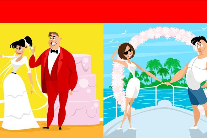 Иллюстрации, рисунки, комиксы 40 - kwork.ru