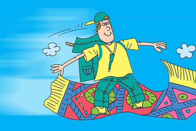 Оперативно нарисую юмористические иллюстрации для рекламной статьи 46 - kwork.ru