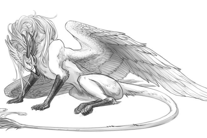 Быстро нарисую персонажа, иллюстрацию в любом стиле 2 - kwork.ru