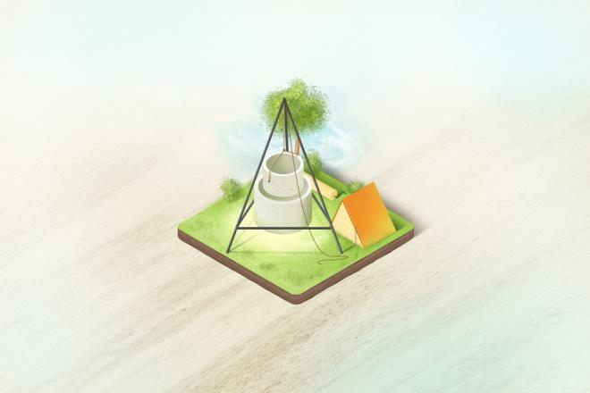 Нарисую эксклюзивную растровую иконку для вашего сайта 17 - kwork.ru