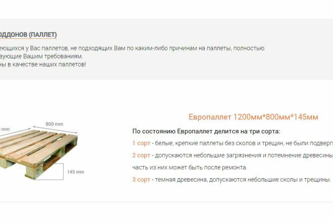 Скопировать Landing page, одностраничный сайт, посадочную страницу 43 - kwork.ru