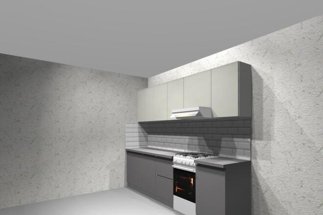 Проектирование корпусной мебели 7 - kwork.ru