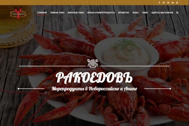 Скопирую любой сайт или шаблон 44 - kwork.ru
