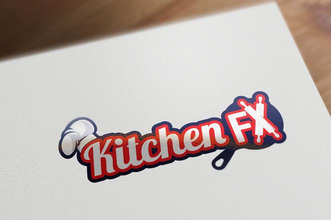 Сделаю логотип в трех вариантах 22 - kwork.ru