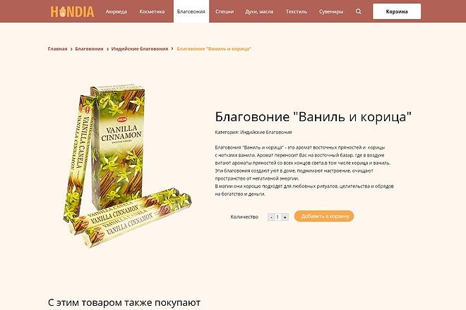 Качественный дизайн интернет-магазина 15 - kwork.ru
