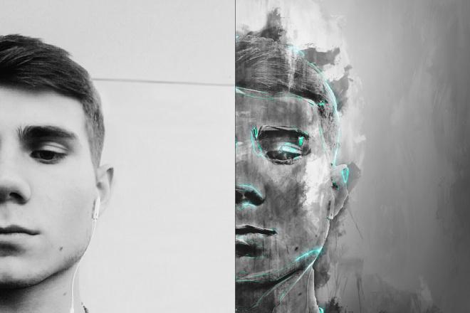 Сделаю фото в стиле арт 3 - kwork.ru